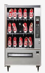 Shoe Vending Machine Mesmerizing Canvas Shoes Vending Machines Vending Machine Canvas Shoes