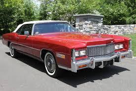 1976 Cadillac Eldorado - Information and photos - MOMENTcar