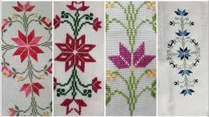 Cross Stitch Chart Generator Vintage Cross Stitches Borderline Pettern