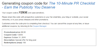 Example Of A Coupon Best Smashwords Smashwords Coupons Enhanced To Enable More Flexible Book