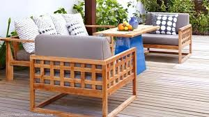 modern wooden outdoor furniture patio cape town