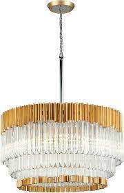 gold leaf pendant light gold leaf hanging pendant lamp