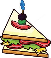 sandwich clipart. Modren Clipart Sandwich  Clipart On I