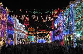 Osborne Family Lights Disney Disney Pulls Plug On The Osborne Family Spectacle Of Dancing