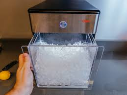 Pebble Ice Machine Make Chewable Ice Fast And For Less With The Opal Nugget Ice