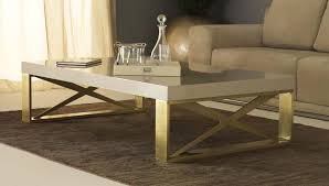 coffee table rose gold table mirror gold hexagon side table white