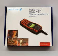 MOBILE PHONE, Ericsson R250s PRO ...
