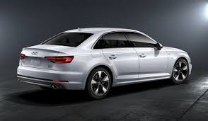 audi a4 2018 model. perfect model 2017audia4firsteditionrear001 throughout audi a4 2018 model