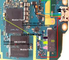 Samsung Galaxy Ace 4 LTE G313 Battery ...