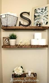 guest bathroom wall decor. Half Bathroom Decor Guest Decorating Ideas Best  On Inside New . Wall W