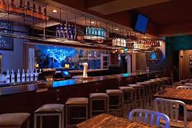commercial bar lighting.  Lighting Commercial Hospitality Seating Furniture Design Of Tap 42 Bar And Kitchen  Fort Lauderdale For Lighting