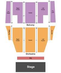 Oxnard Performing Arts Center Seating Chart Oxnard Performing Arts Center Tickets And Oxnard Performing