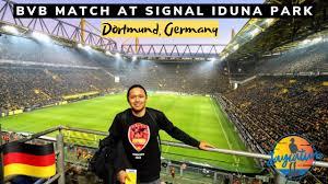 Kampfsport und fitness ergänzen sich zu einem vollständigen. German Soccer Experience Bvb Dortmund Bundesliga Match Guide Youtube