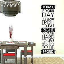 gym wall art  on motivational wall art for gym with home gym wall decor fitness motivation home gym wall decal conquer