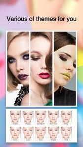 makeup editor 2 9 apk screenshot