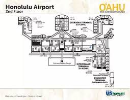 Honolulu International Airport Hnl Oahu Hawaii
