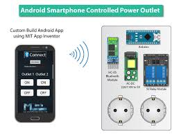 android smartphone controlled power arduino projects ideas