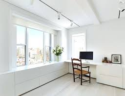 White office decors Desk White Wall Desk Home Office Decor Ideas To Revamp And Rejuvenate Your Workspace White Office Room Chuckragantixcom White Wall Desk Home Office Decor Ideas To Revamp And Rejuvenate