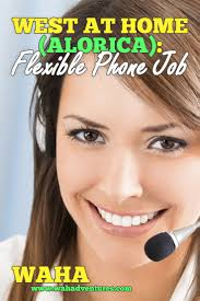 Alorica West At Home At Home Flexible Phone Job