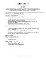 resume - Musicians Resume