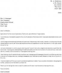 laboratory technician cover letter example icoverorguk tech cover letter