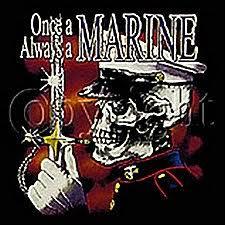 Once A Marine Always A Marine Once A Marine Always A Marine T Shirt Military T Shirts