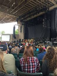 Klipsch Music Center Noblesville In Seating Chart Ruoff Home Mortgage Music Center Section C Row Aa Seat 21