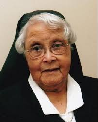 Obituary: Sister Mary Letitia Senegal of the Sisters of the Holy Family  5.19.2018