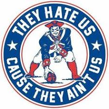 Image result for patriots haters gonna hate