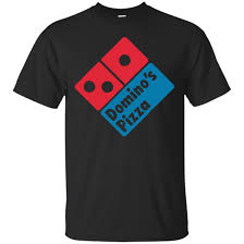 Us 11 88 15 Off Dominos Pizza Logo Short Sleeve Black T Shirt Size Cool Casual Pride T Shirt Men Unisex New Fashion Tshirt Free Shipping Tops In