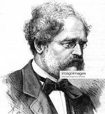 Stockfoto Portrait of Werner von Siemens (1816 1892) a