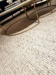 chelsea ivory grey rug light handmade wool the block n