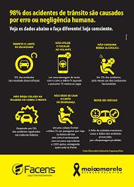 53 ideias de MAIO AMARELO em 2021 | maiô amarelo, trânsito, segurança no  transito