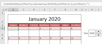Calendar Sample Design Amazing Calendar Template In Excel Easy Excel Tutorial