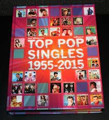 Billboard Charts 1955 Joel Whitburns Billboard Top Pop Singles 1955 2015 Hardcover Like 1174 Pages