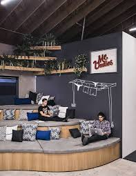 cool open office space cool office. Me-undies-office-4 More · Warehouse Office SpaceCool SpaceOpen Cool Open Space R