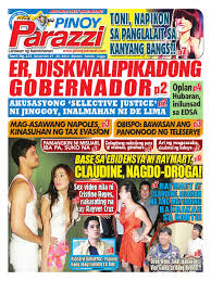 Pinoy Parazzi Vol 6 Issue 121 September 27 29 2013