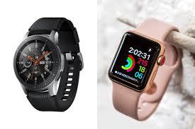 Samsung Watch Comparison Chart Samsung Galaxy Watch Vs Apple Watch Series 3 Specs