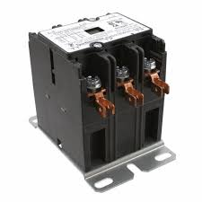 run stop relay circuit contactors are available a current rating in the range of about 10a to several hundred amps voltage rating of 240vac to 600vac and 1 to 4 poles