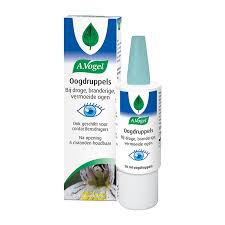 Homeopatische oogdruppels droge ogen