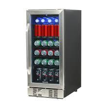 beverage refrigerator lowes. Fine Refrigerator NewAir 58 Bottles 32cu Ft Beverage Center And Refrigerator Lowes