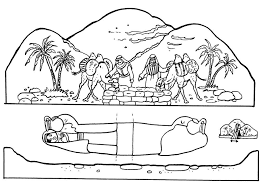 Rebekka Bij De Put Rebekah At The Well Ot Abraham Sarah Isaak