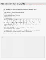 For Aos Ead And Ap In Us Cover I 23 Package Cover Letter Letter For