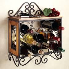 Diy Hanging Wine Rack Plans Decorative Wall Racks For Sale Mounted Uk