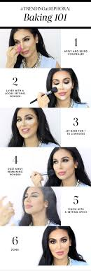 baking makeup the next biggest beauty trend check it out at makeuptutorials