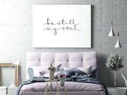 stag wall art be still my soul print home decor wall art hand lettered stag head on home decor wall art australia with stag wall art be still my soul print home decor wall art hand