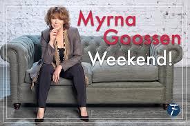 Fletcher Hotels - 🎥 Myrna Goossen Weekend! 🎥 Wij kunnen... | Facebook
