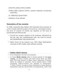 tax fraud research paper 10