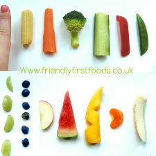 36 Unexpected Baby Led Weaning Food Chart