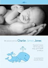 Printable Birth Announcements Templates Magdalene Project Org